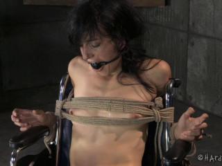 HT - October 22, 2014 - Elise Graves, Masturbate Hammer - Restrain bondage Therapy - HD