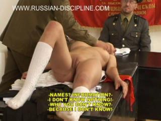 Discipline In Russia Volume 25