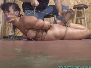 Bondage Get Together with Yvette Xtreme - Scene 2 - HD 720p