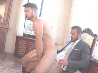 Men at Have fun - Thirst - Robbie Rojo & Xavi Duran