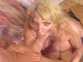 Horny porn director
