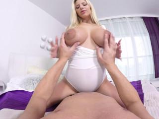 Nathalie Cherie - Pregnant Enjoys Fucking