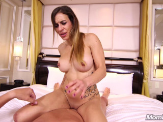 Luciana - Country MILF loves to fuck in the mud FullHD 1080p