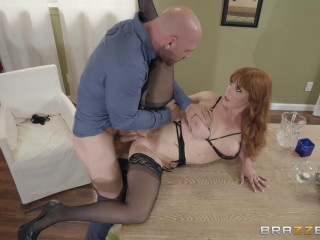 Hot Redhead Penny Pax Getting Smashed