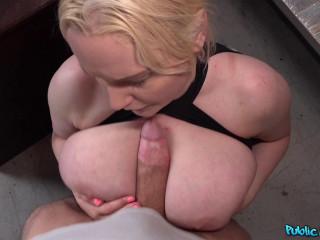 Jordan Pryce - Agent fucks blondes massive tits (2020)