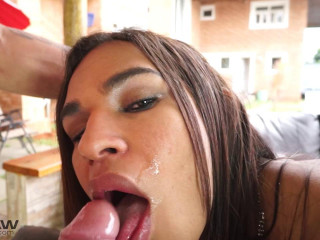 Piss Enema and Mutual Creampies