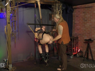 Slave On The Jib Mast - Abigail Dupree,Master James