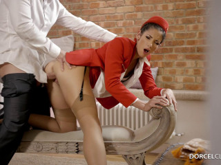 Clea Gaultier - The stewardess fantasy (2019)