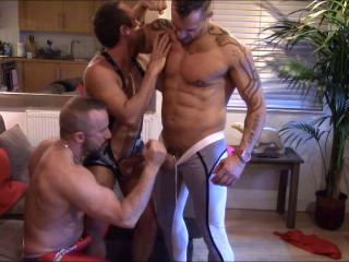 Bricklayer1001 - Boning Stephen's Porno Starlet homie