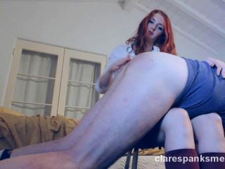 Neighbor Girl Spanking - Jenna Sativa & Audrey Tate - HD 720p
