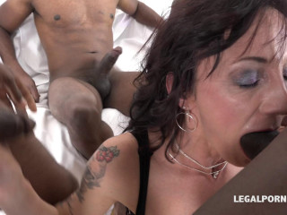 Lyna Cypher is back for multiple sex fucking combination