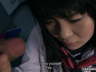 Sayaka Aishiro sacrifices her pussy for school clubs FullHD 1080p