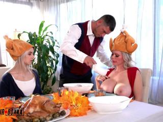 Mind Control Thanksgiving