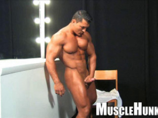 Omar Fabrouk - The Muscle Stripper