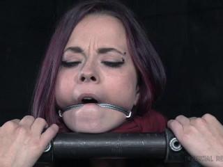 Ivy Addams Pit Pull - Extreme, Bondage, Caning