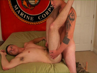 Military Men Revealed - Military Maneuvers