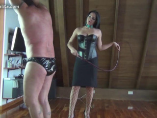 Bullwhipping Joy - HD 720p