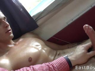 EastBoys - Caravan Boys, Part Two, Cumshot - Will Banks