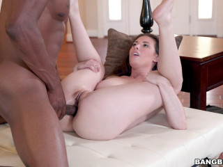 Casey Calvert - Casey gets Creampied After Big Dick Fucks Her Ass (2017)