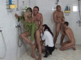 BiSex Party Vol.12 - Shower Party