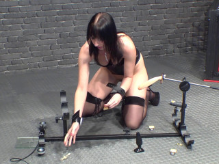 Self Restrain bondage part 3