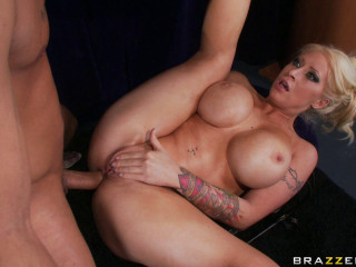 Sizzling Anal Venture Of A Fabulous Blonde Cougar
