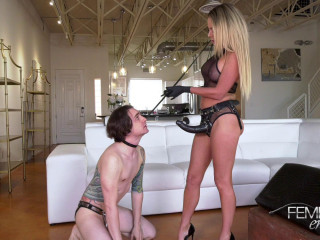 Isabelle Deltore - Anal Correction 1080p