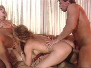 Amazing Tails Vol. 4 (1990) - Tami Monroe, Nina Hartley, Erica Boyer