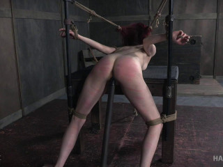 Extraordinaire stunner loves BDSM games