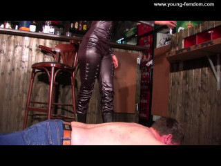 Young-femdom - What,s that for a