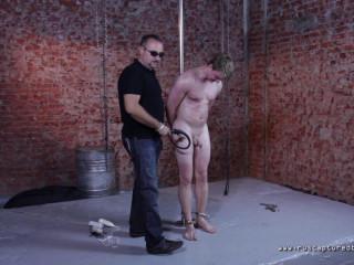 Rented Captive Eugene - Finally Nude