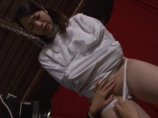 CMV-082 Gal Prisoner Torment Chamber 2 Blubbering Whipped Nappy Gimp Buttfuck Manhandle and Shame Training