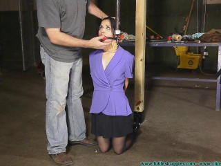 DA Hannah Perez Captured, Bound, and tormented By 2 Parolees - Part 1