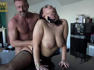 Effie Diaz Shoots Her First Porno