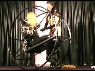 Mistress Amrita Bondage Wheel