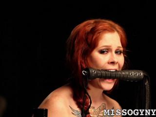 Slave Training - Misti Dawn & MISSogyny - Full HD 1080p