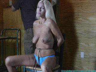 Amanda Sunk 2 part - BDSM,Humiliation,Torture HD 720p