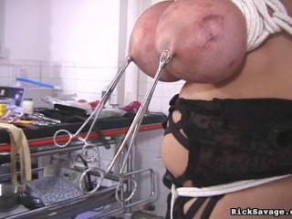 RickSavage - Extraordinary Titty Torture Vignette 10: Nikki
