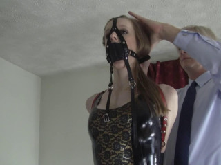 Supah bondage, predominance and frogtie for beautiful youthfull doll