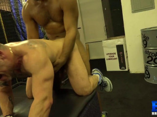 bmr - Ray Diesel & Russ Magnus Without a condom