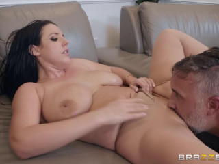 Angela White - Pounding Her Pantyhose