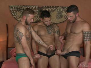 Letterio Amadeo, Viktor Rom, Antonio Miracle