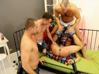 Hardcore Anal For Extreme Twinks