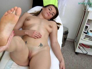Victoria Daniels - 24 Years Girl Gyno Exam