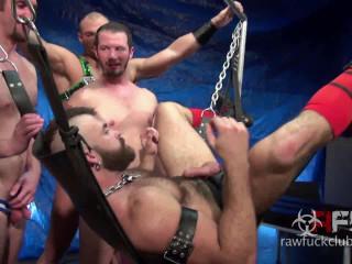 Raw Fuck Club - Jonah Fontana's Gang Bang