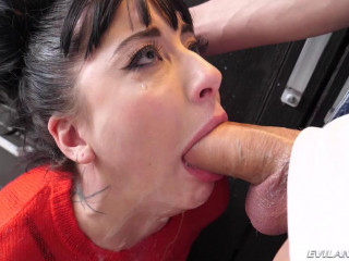 Charlotte Sartre Double Anal