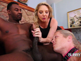 Kiki Trains Her Play Toy - Scene 3 - BBC Blow Job - Full HD 1080p