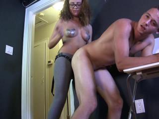 Tristan Sweet Betting On His Ass - Roxanne Rae - HD 720p