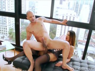 Tony And Kalliny Like Anal Sex