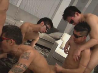 Orgy Squash